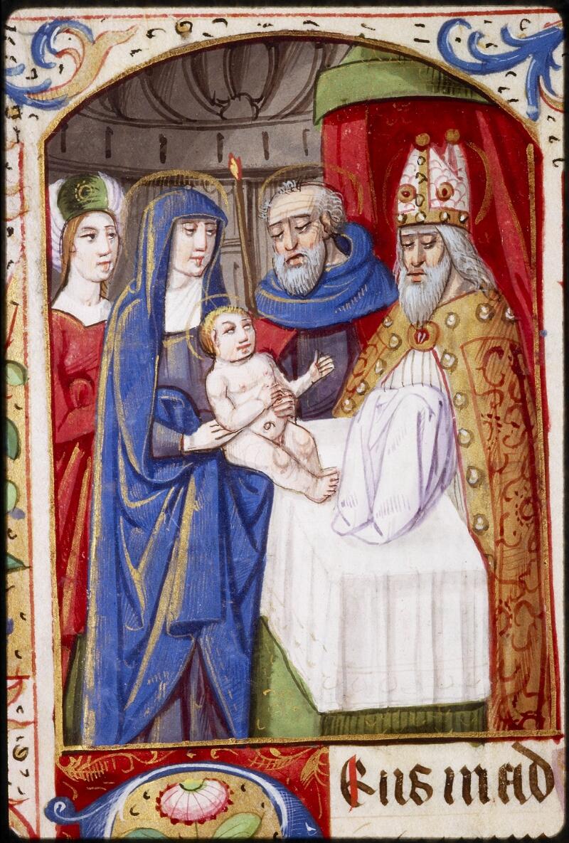 Lyon, Bibl. mun., ms. 0577, f. 068v - vue 2