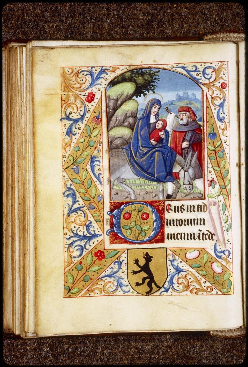 Lyon, Bibl. mun., ms. 0577, f. 074v - vue 1