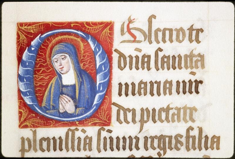 Lyon, Bibl. mun., ms. 0577, f. 088 - vue 2