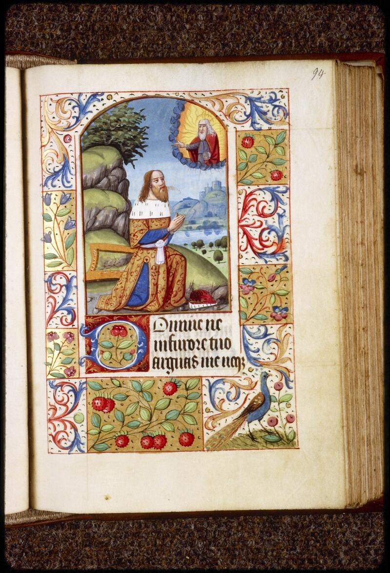 Lyon, Bibl. mun., ms. 0577, f. 094 - vue 1
