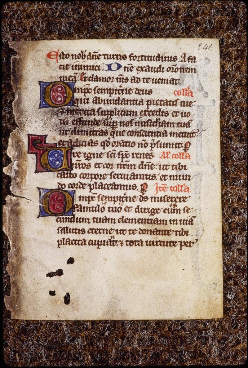 Lyon, Bibl. mun., ms. 0581, f. 242