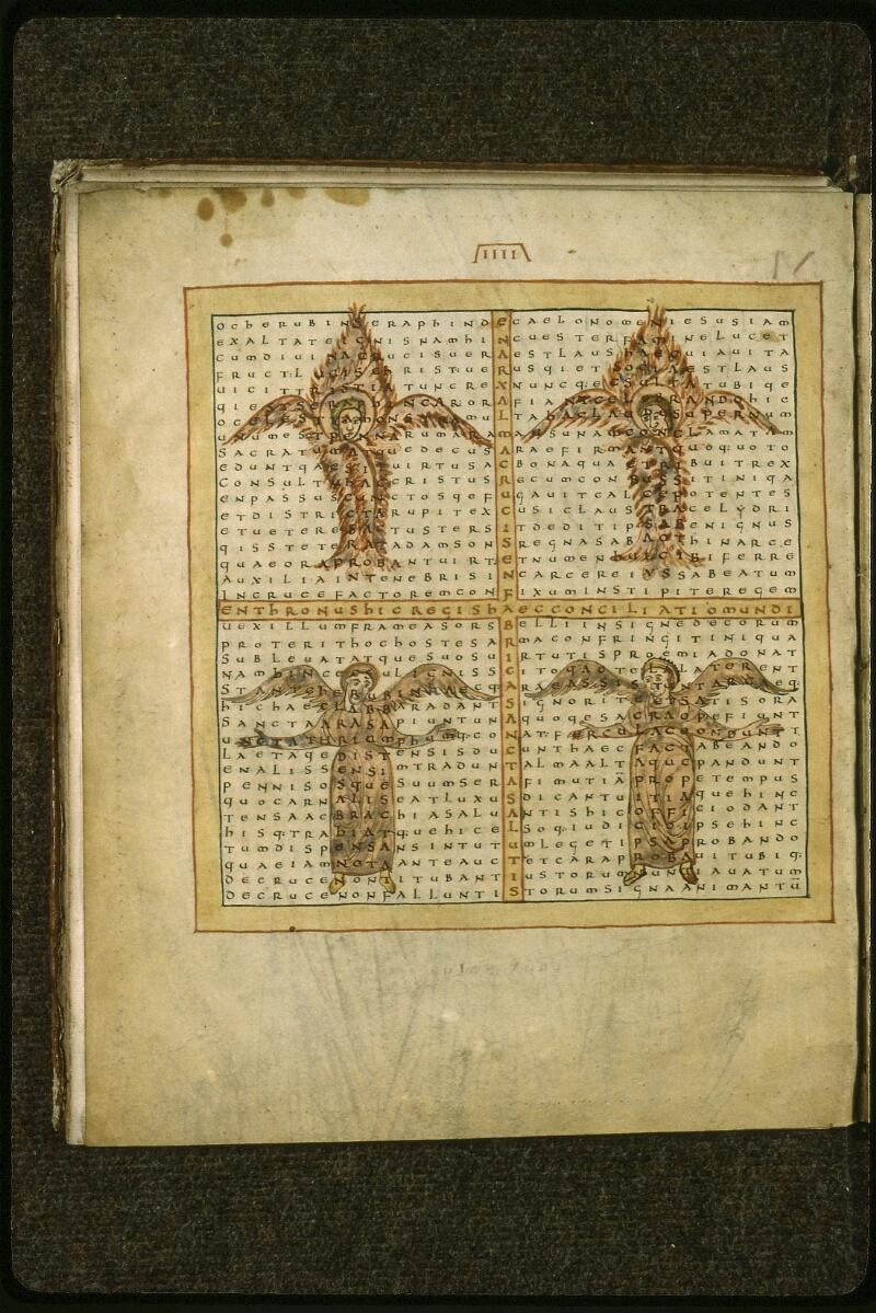 Lyon, Bibl. mun., ms. 0597, f. 001v - vue 2