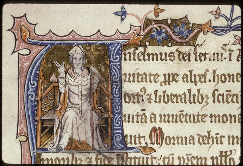 Lyon, Bibl. mun., ms. 0622, f. 001 - vue 3