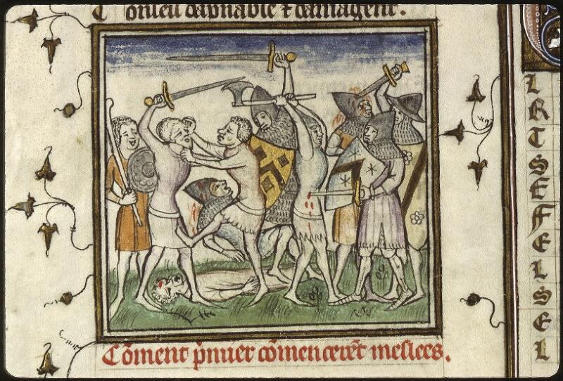 Lyon, Bibl. mun., ms. 0742, f. 008v - vue 2