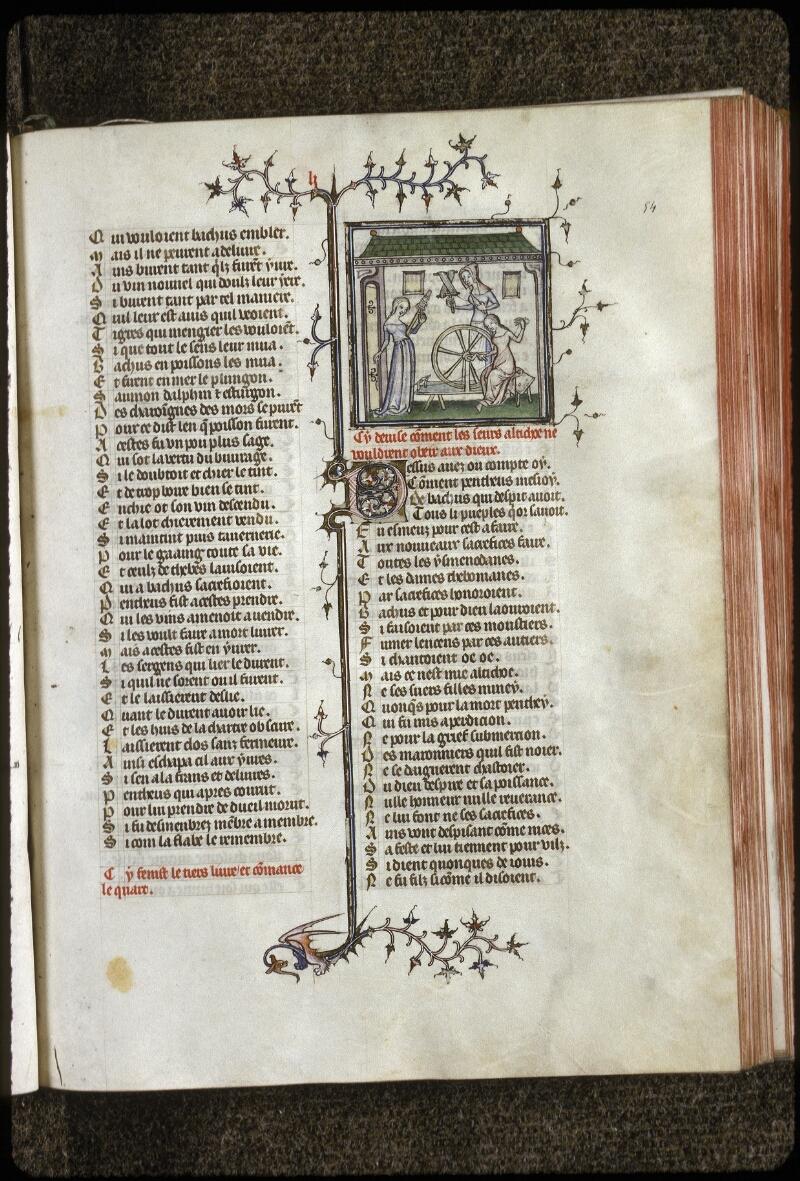 Lyon, Bibl. mun., ms. 0742, f. 054 - vue 1