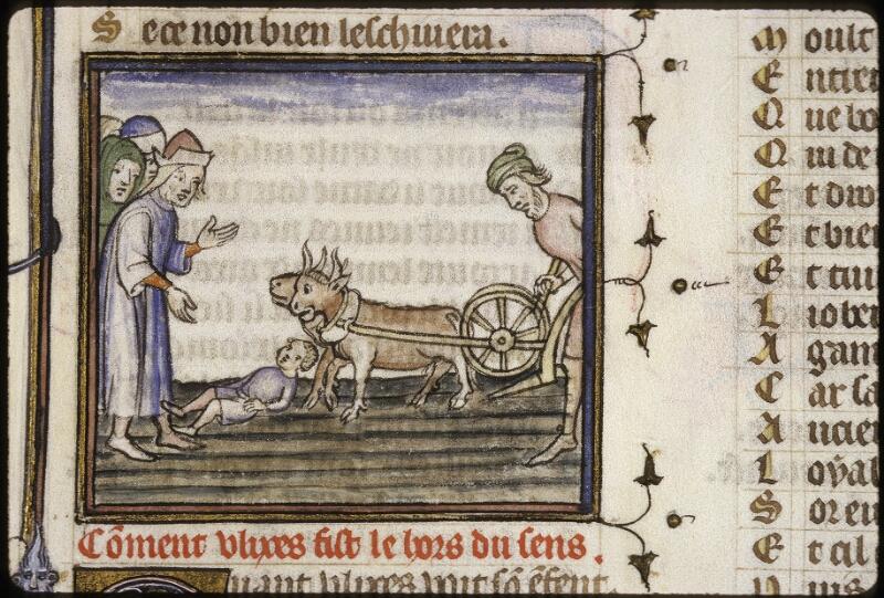 Lyon, Bibl. mun., ms. 0742, f. 205 - vue 2
