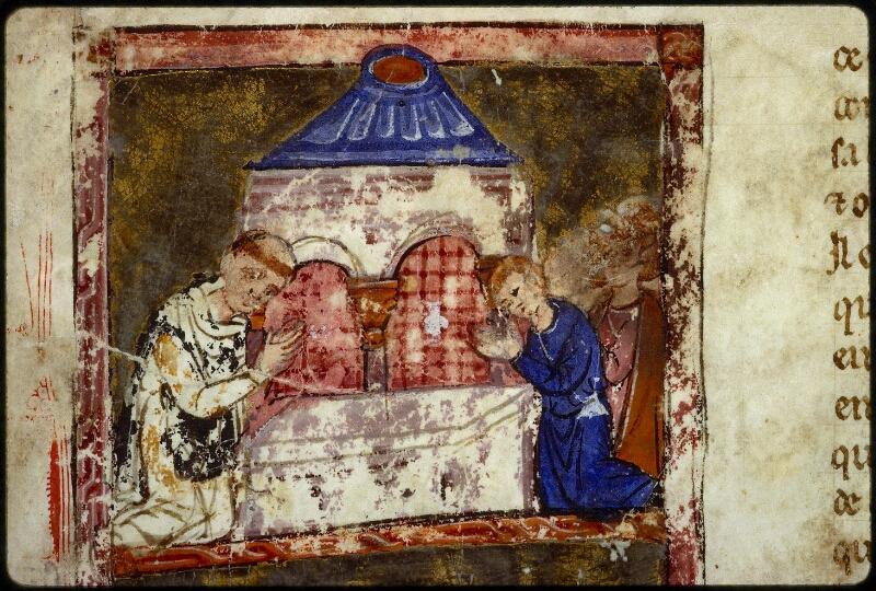 Lyon, Bibl. mun., ms. 0828, f. 001 - vue 4