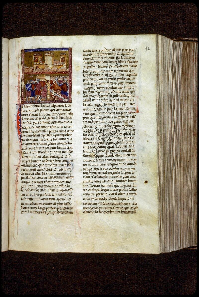 Lyon, Bibl. mun., ms. 0828, f. 052 - vue 1