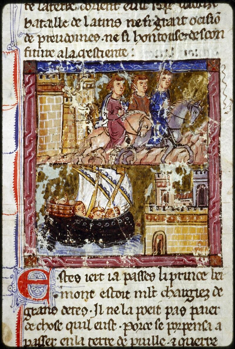 Lyon, Bibl. mun., ms. 0828, f. 106 - vue 2