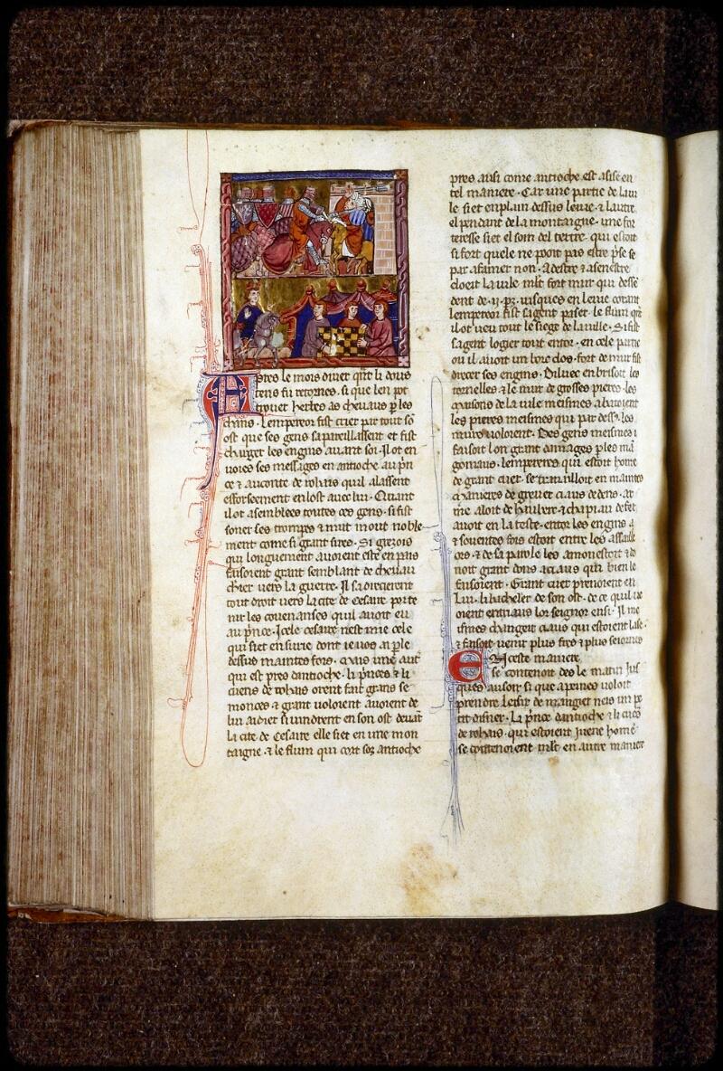 Lyon, Bibl. mun., ms. 0828, f. 160v - vue 1