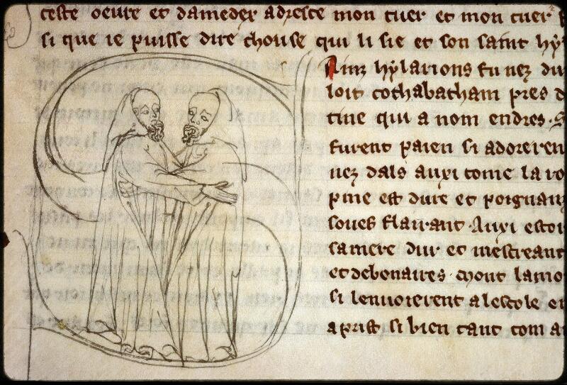 Lyon, Bibl. mun., ms. 0868, f. 102 - vue 3