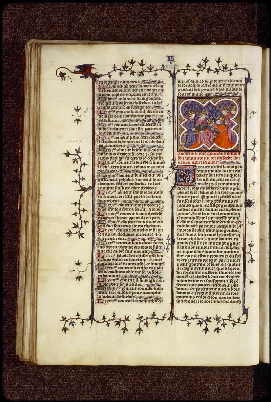 Lyon, Bibl. mun., ms. 0880, f. 052v - vue 1