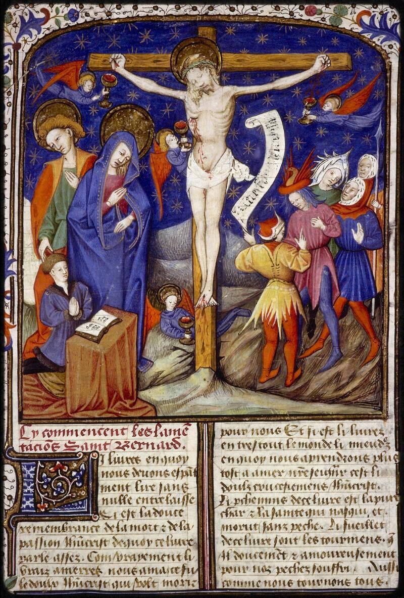 Lyon, Bibl. mun., ms. 1234, f. 003 - vue 2