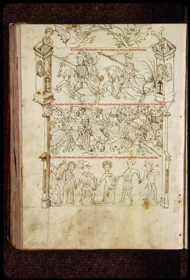 Lyon, Bibl. mun., ms. 1351, f. 182v - vue 1