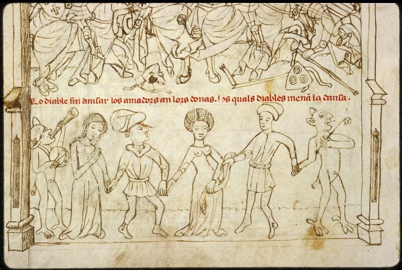 Lyon, Bibl. mun., ms. 1351, f. 182v - vue 4