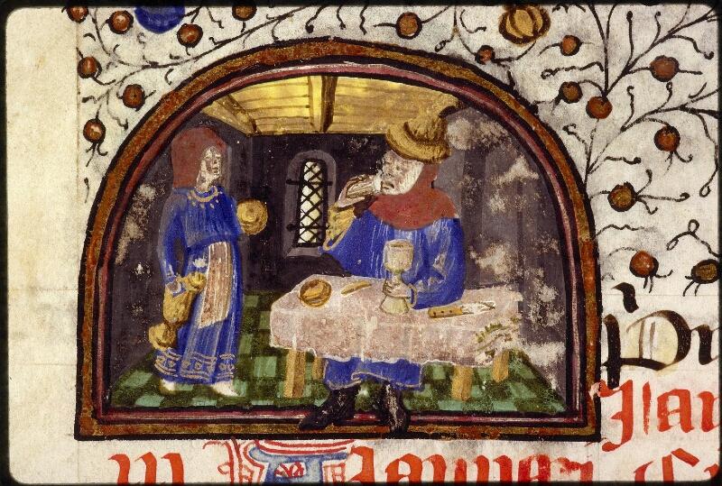 Lyon, Bibl. mun., ms. 1390, f. 002 - vue 3