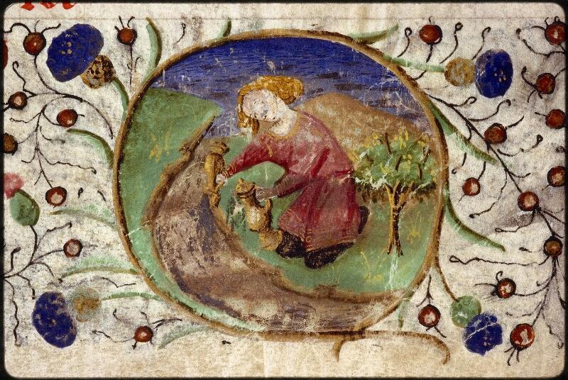 Lyon, Bibl. mun., ms. 1390, f. 002 - vue 4