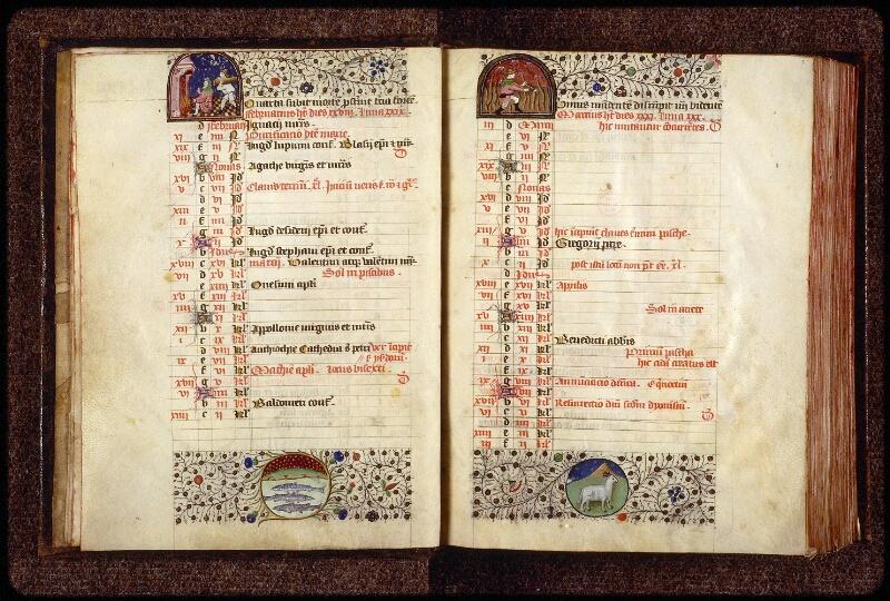 Lyon, Bibl. mun., ms. 1390, f. 002v-003