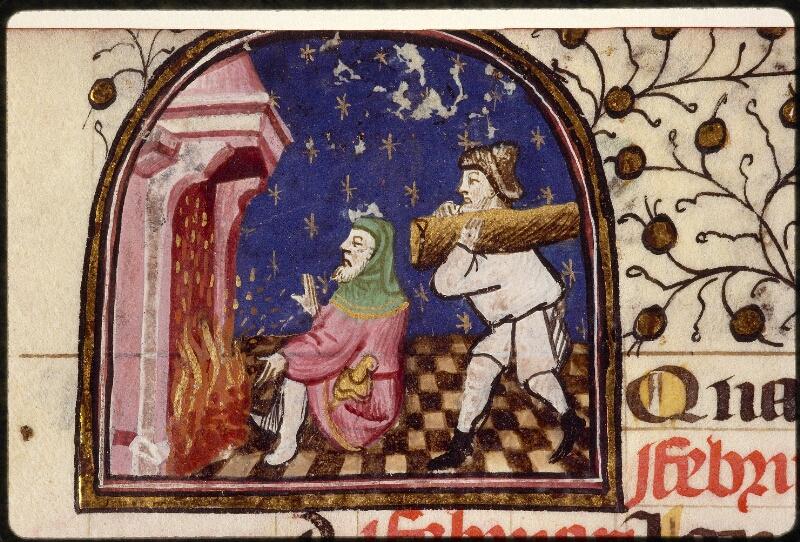 Lyon, Bibl. mun., ms. 1390, f. 002v - vue 1