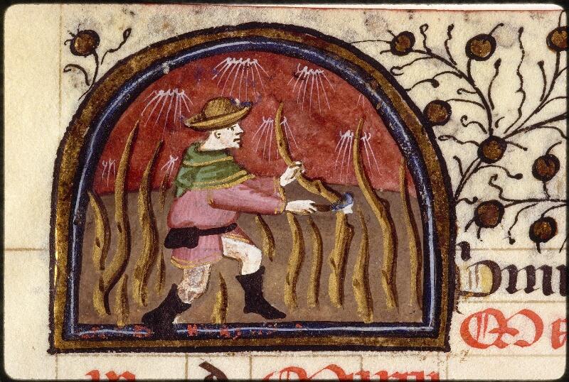 Lyon, Bibl. mun., ms. 1390, f. 003 - vue 1