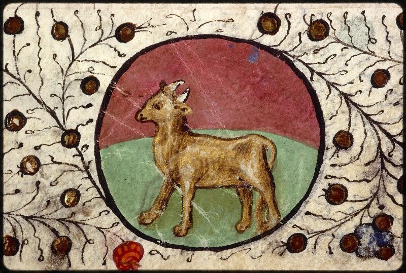 Lyon, Bibl. mun., ms. 1390, f. 003v - vue 2
