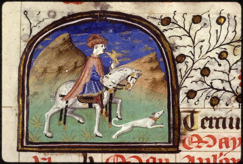 Lyon, Bibl. mun., ms. 1390, f. 004 - vue 1