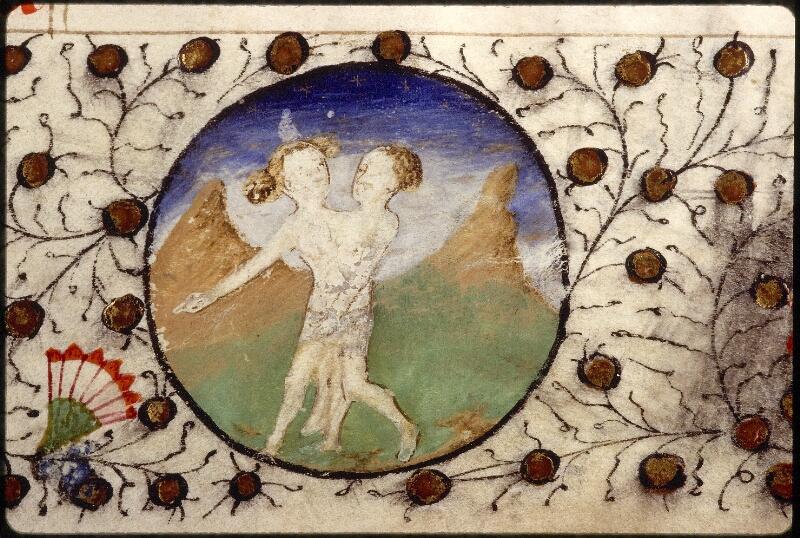 Lyon, Bibl. mun., ms. 1390, f. 004 - vue 2