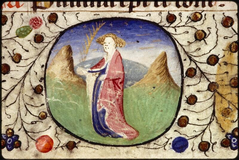 Lyon, Bibl. mun., ms. 1390, f. 005v - vue 2