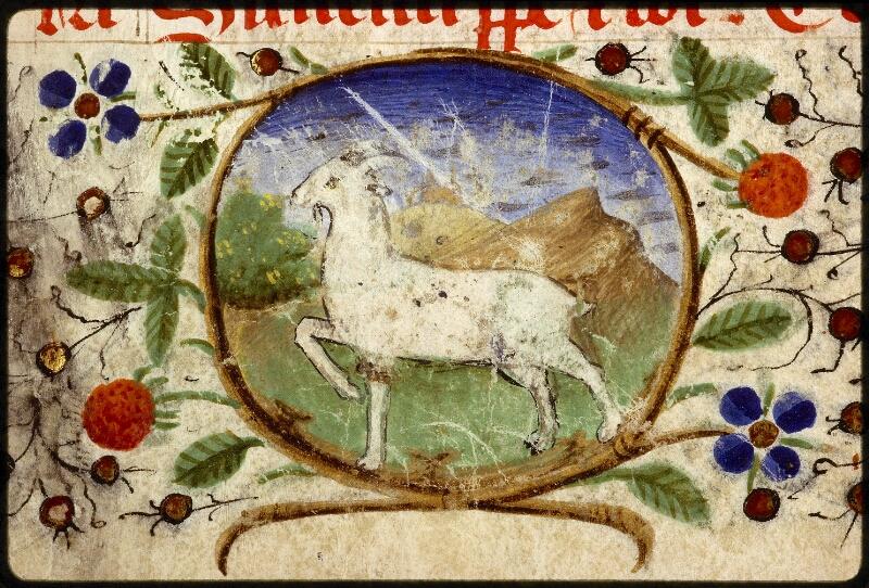 Lyon, Bibl. mun., ms. 1390, f. 007v - vue 2