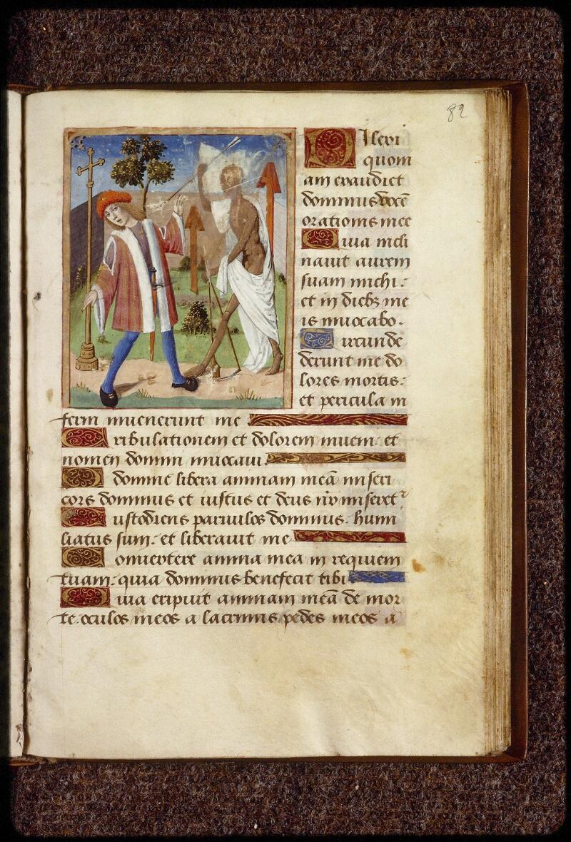 Lyon, Bibl. mun., ms. 1402, f. 082 - vue 1
