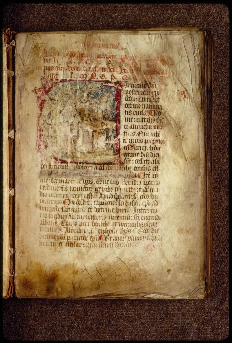Lyon, Bibl. mun., ms. 1536, f. 001 - vue 2