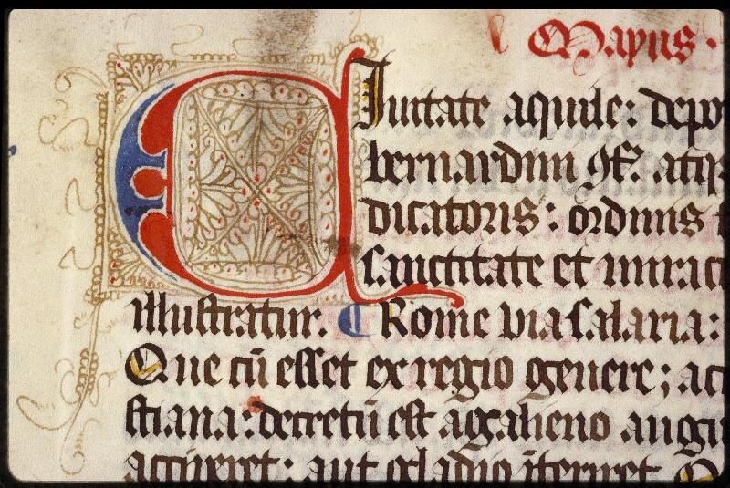 Lyon, Bibl. mun., ms. 1536, f. 028v - vue 2