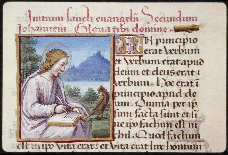 Lyon, Bibl. mun., ms. 1558, f. 009 - vue 2
