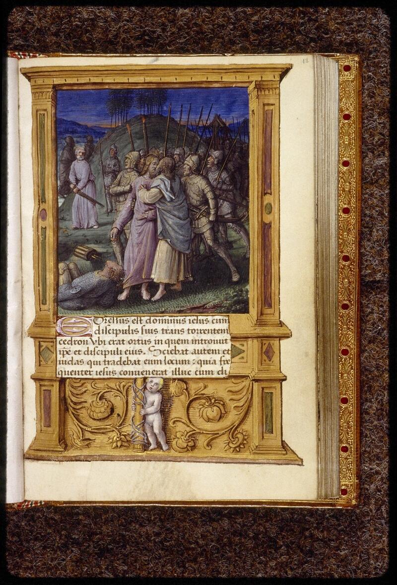 Lyon, Bibl. mun., ms. 1558, f. 012 - vue 1