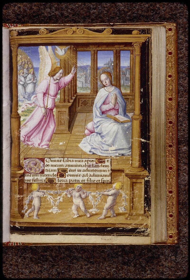 Lyon, Bibl. mun., ms. 1558, f. 019 - vue 1