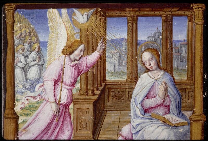 Lyon, Bibl. mun., ms. 1558, f. 019 - vue 3