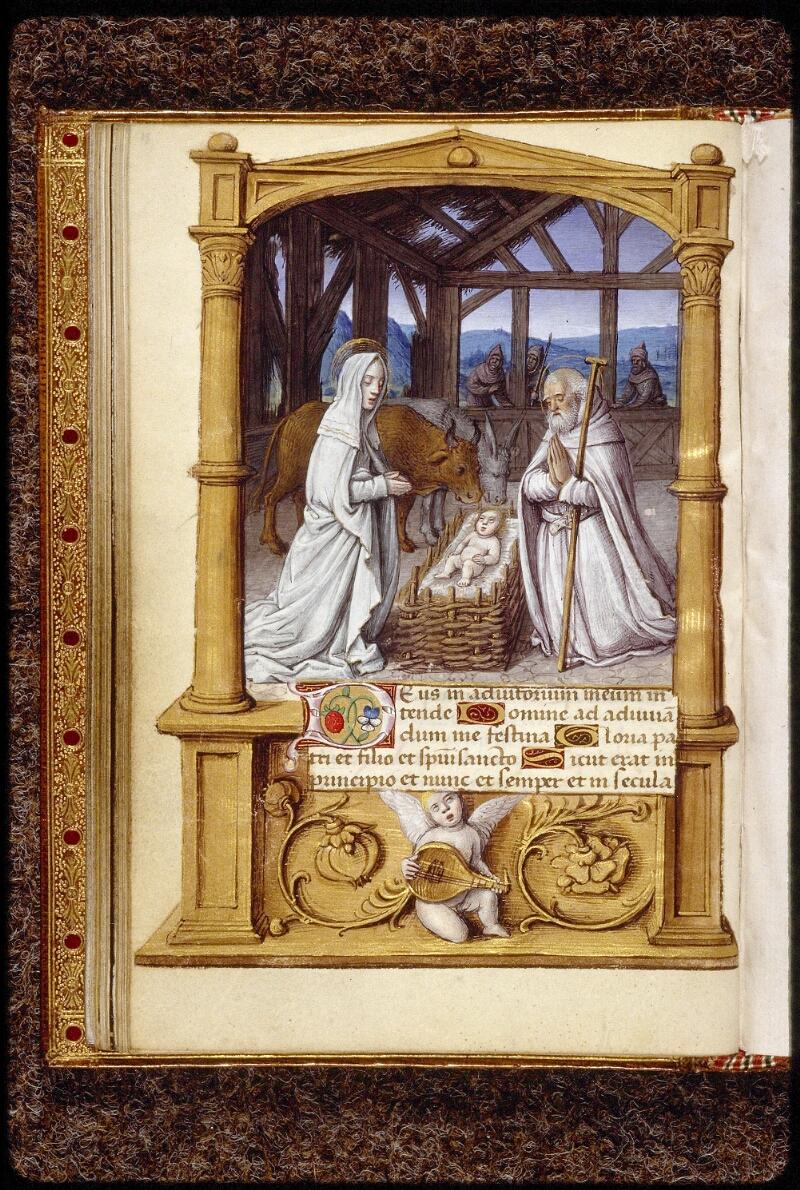 Lyon, Bibl. mun., ms. 1558, f. 031v - vue 1