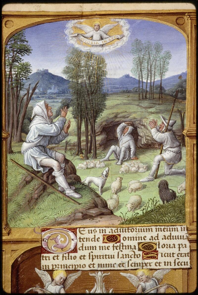 Lyon, Bibl. mun., ms. 1558, f. 033v - vue 2