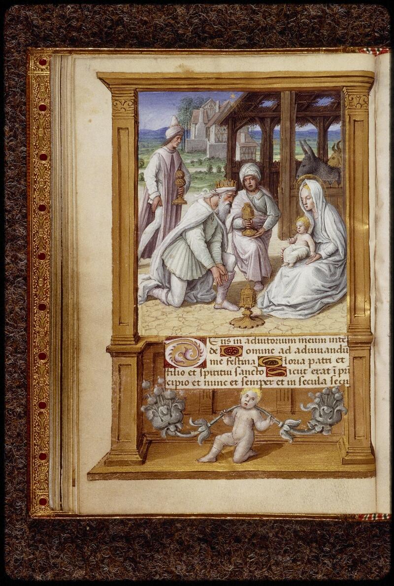 Lyon, Bibl. mun., ms. 1558, f. 035v - vue 1