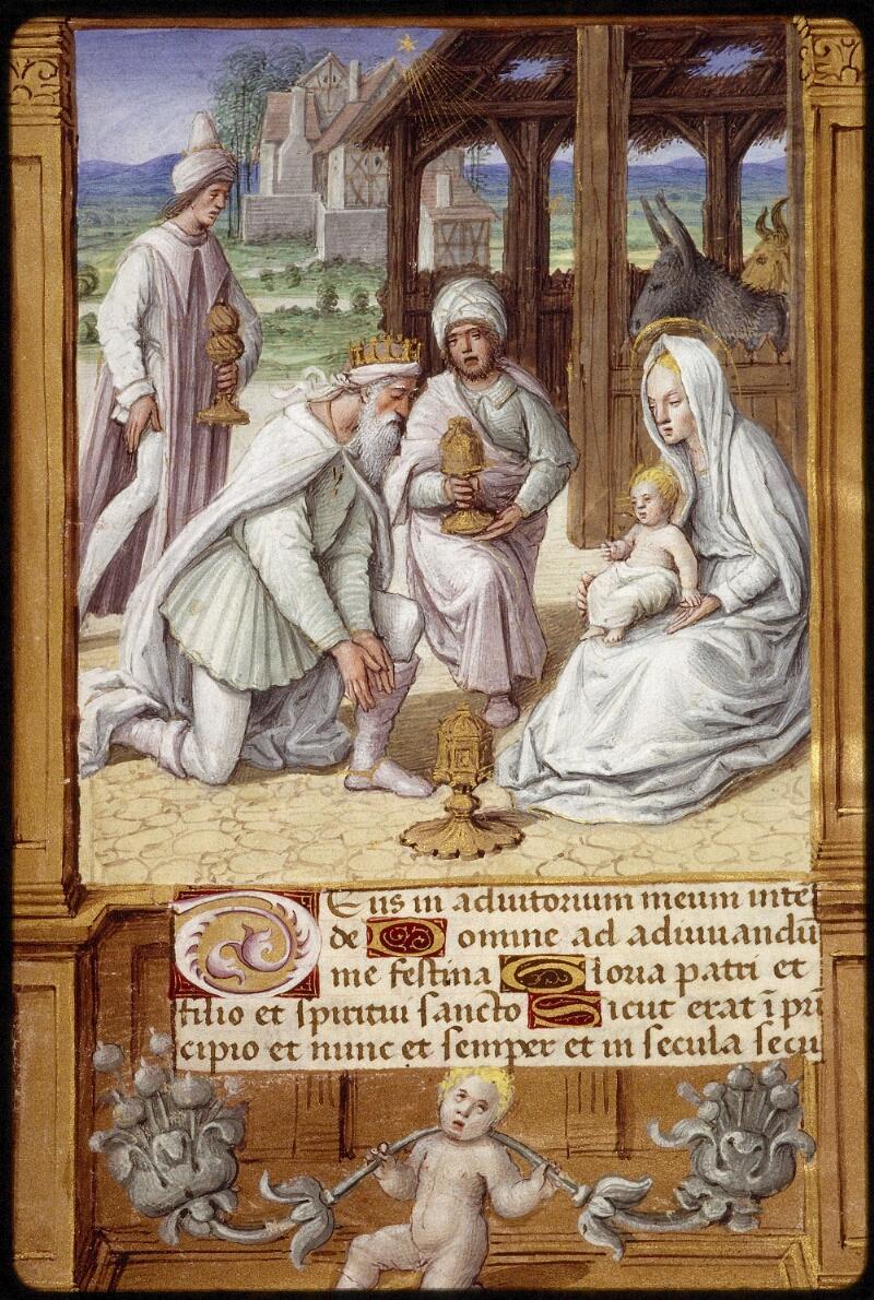 Lyon, Bibl. mun., ms. 1558, f. 035v - vue 2