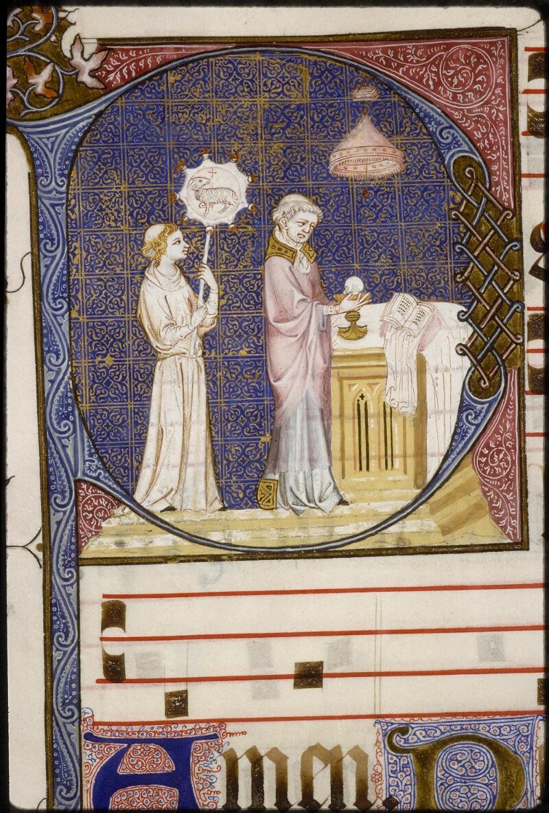 Lyon, Bibl. mun., ms. 5122, f. 137 - vue 2