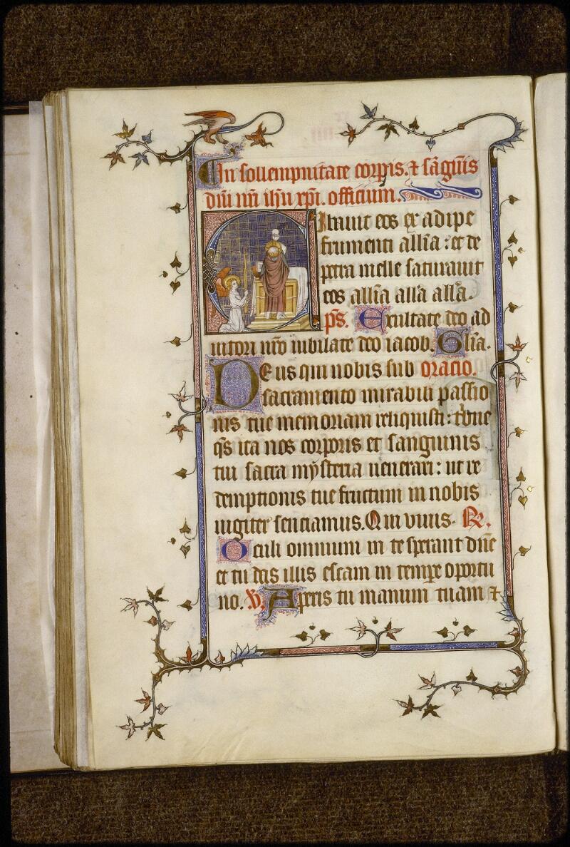 Lyon, Bibl. mun., ms. 5122, f. 185v - vue 2