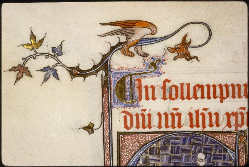 Lyon, Bibl. mun., ms. 5122, f. 185v - vue 3