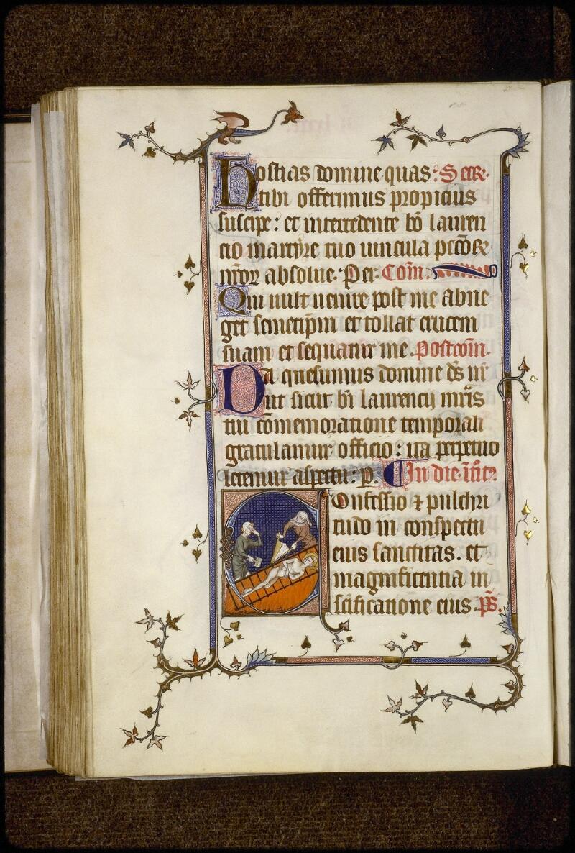 Lyon, Bibl. mun., ms. 5122, f. 280v - vue 1