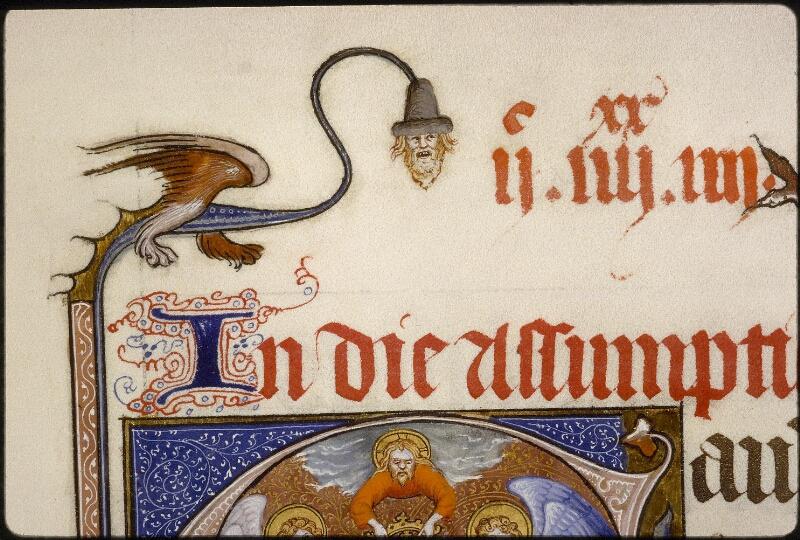 Lyon, Bibl. mun., ms. 5122, f. 285 - vue 3