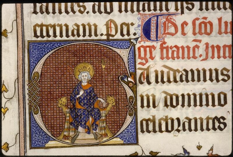 Lyon, Bibl. mun., ms. 5122, f. 291 - vue 2