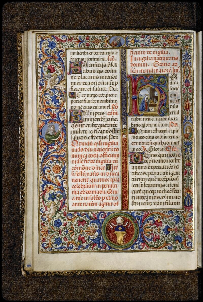 Lyon, Bibl. mun., ms. 5123, f. 016v - vue 1