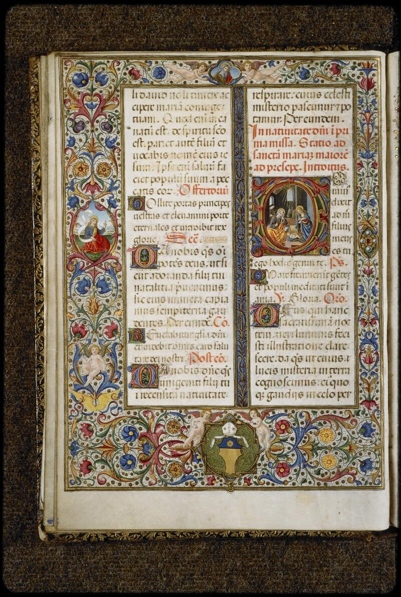 Lyon, Bibl. mun., ms. 5123, f. 017v - vue 1