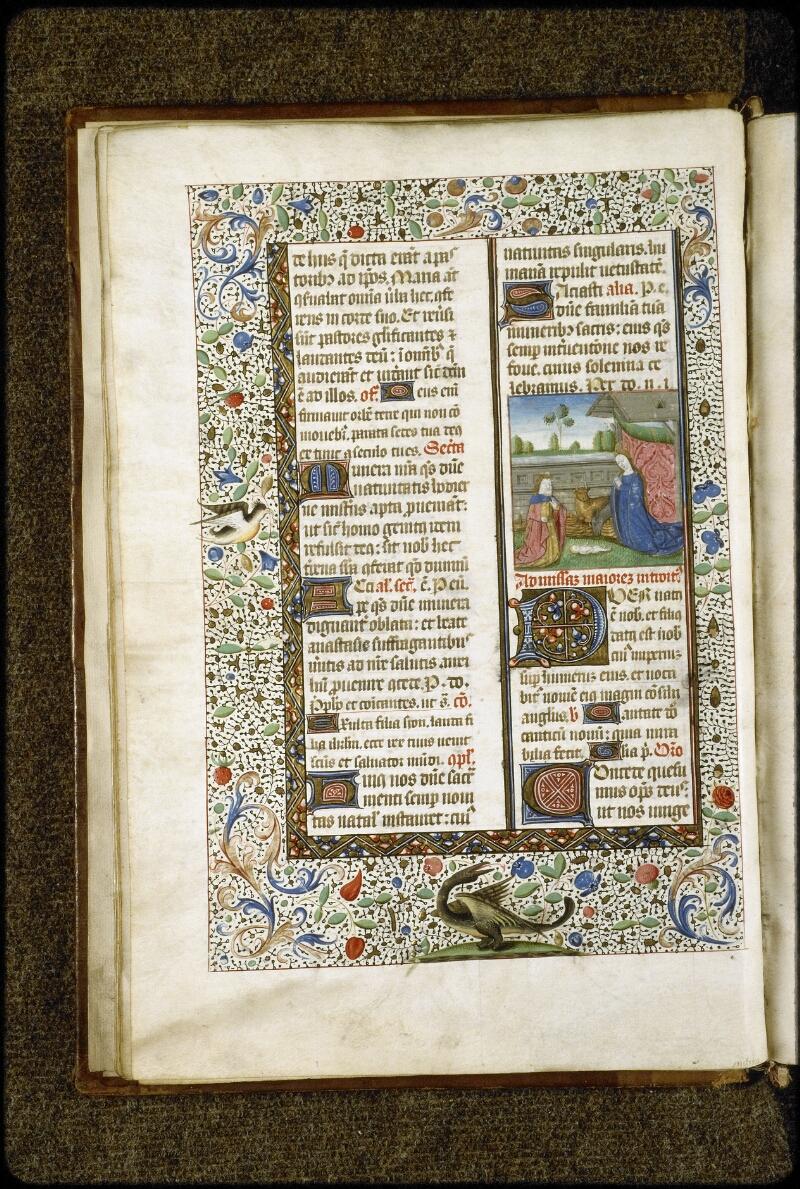 Lyon, Bibl. mun., ms. 5124, f. 017v - vue 1