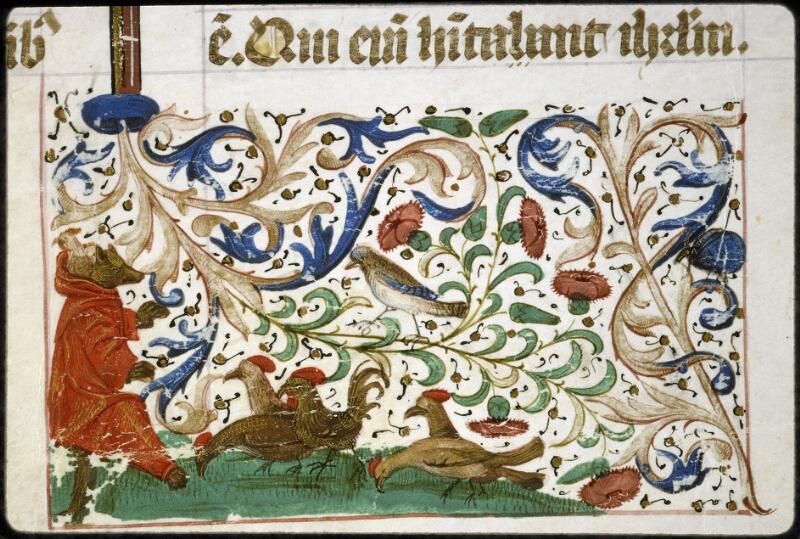Lyon, Bibl. mun., ms. 5124, f. 112v - vue 3